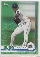 Justin Dunn #/99