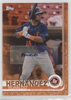 Ronaldo Hernandez #/25