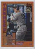 Aaron Judge #/25