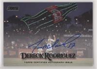Dereck Rodriguez #/25