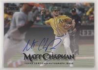 Matt Chapman #/25