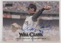 Will Clark #/25
