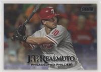 J.T. Realmuto [EX to NM]