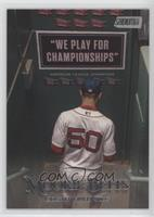 Mookie Betts (Jersey Back Visible)