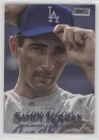 Photo Variation - Sandy Koufax (Straightening Cap)