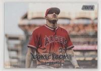 Base - Mike Trout (Red Jersey)