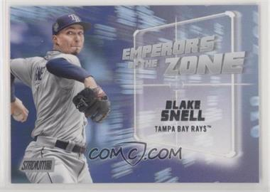 2019 Topps Stadium Club - Emperors of the Zone #EZ-20 - Blake Snell