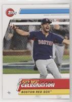 Boston Red Sox Team, Jake Arrieta