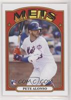1972 Topps Design - Pete Alonso #/1,031