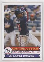 First Time All Stars - Ronald Acuna Jr. /745