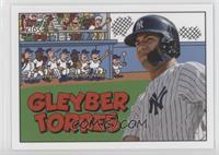1992 Topps Kids Design - Gleyber Torres #/583