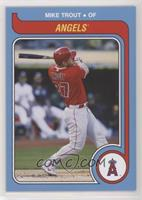 1979-80 Topps Hockey Design - Mike Trout #/347