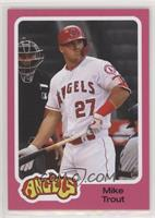 1978 Grease Design - Mike Trout #/457