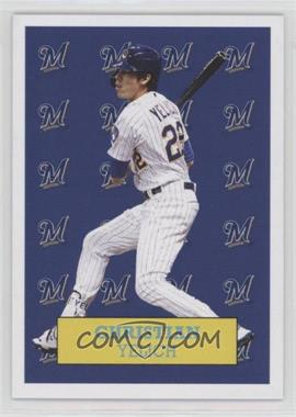 2019 Topps Throwback Thursday #TBT - Online Exclusive [Base] #88 - 1987 Topps WWE Sticker Design - Christian Yelich /573