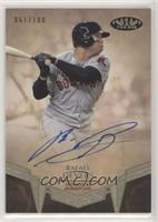 Rafael Devers [Noted] #/100