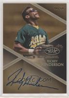 Rickey Henderson [EXtoNM] #/50
