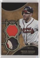Freddie Freeman [EX to NM] #/25