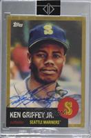 Ken Griffey Jr. [Uncirculated] #/1