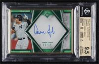 Aaron Judge [BGS 9.5 GEM MINT] #/15