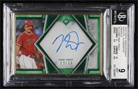 Mike Trout [BGS9MINT] #12/15