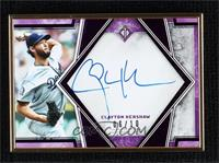 Clayton Kershaw #/10