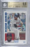 David Ortiz (2019 Topps 1984) /1 [BGS 9.5 GEM MINT]