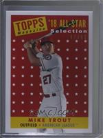 Mike Trout #/83