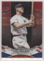 Lou Gehrig [EX to NM] #/10