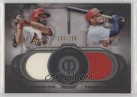 Matt Carpenter, Yadier Molina #/150
