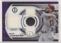 Matt Carpenter #/50