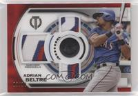 Adrian Beltre [EX to NM] #/10