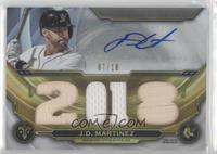 J.D. Martinez #/18