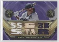 Manny Machado #/27