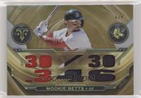 Mookie Betts #/9