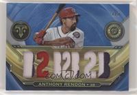 Anthony Rendon #/3
