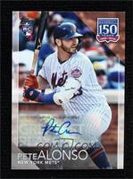 Pete Alonso #/10
