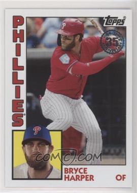 2019 Topps Update Series - 1984 Topps Baseball #84-38 - Bryce Harper
