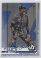 All-Star - Christian Yelich #/50