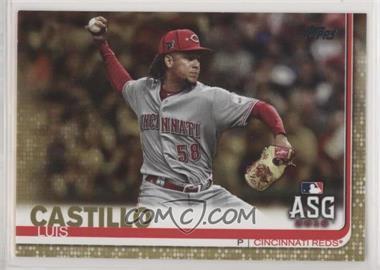 2019 Topps Update Series - [Base] - Gold #US126 - All-Star - Luis Castillo /2019
