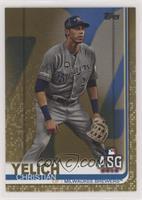 All-Star - Christian Yelich [EXtoNM] #/2,019
