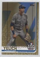 All-Star - Christian Yelich #/2,019