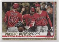 Veteran Combos - Pacific Power (Ohtani & Trout Celebrate Homer) #/2,019