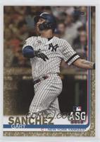 All-Star - Gary Sanchez #/2,019