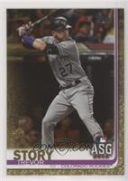 All-Star - Trevor Story #/2,019
