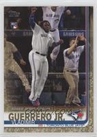 Rookie Debut - Vladimir Guerrero Jr. #/2,019