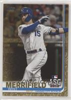 All-Star - Whit Merrifield #/2,019