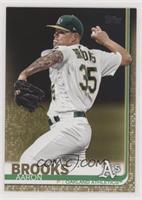 Aaron Brooks #/2,019