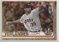 All-Star - Justin Verlander #/2,019