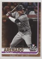 All-Star - Nolan Arenado #/25