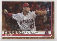 Rookie Debut - Griffin Canning #/25